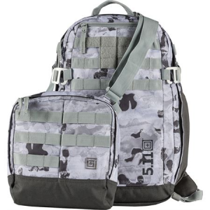 5.11 Tactical 56348 Mira 2 in 1 Water Resistant Backpack with Nylon Construction