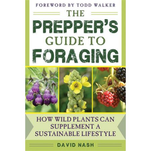 Books 368 Prepper's Guide To Foraging By David Nash