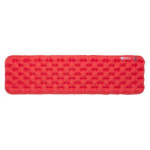Big Agnes Insulated AXL Air Sleeping Pad, Red, Regular
