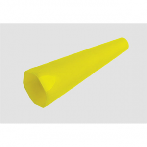 Maglite Traffic/Safety Wand Fit ML51 Flashlight, Yellow