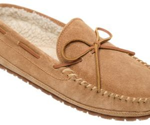 Sperry Compass Trapper Slippers for Men - Cinnamon - 10M