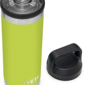 YETI 18 oz. Rambler Bottle with Chug Cap, Chartreuse