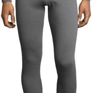 Duofold Men's Varitherm Performance Two-Layer Thermal Pants, Medium, Gray