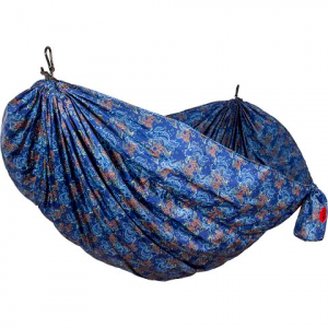 Grand Trunk Print Double Parachute Nylon Hammock – Koi