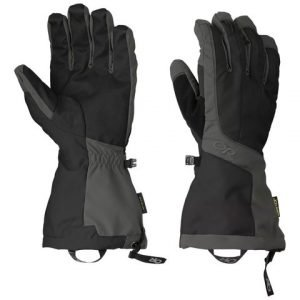 Outdoor Research Arete Gloves Black/charcoal Xl