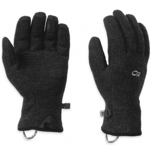 Outdoor Research Flurry Sensor Gloves - Men's-Black-Small