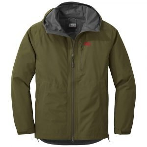 Outdoor Research Men's Foray Jacket - Small - Loden