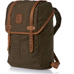 Fjallraven No. 21 Medium Rucksack Dark Olive