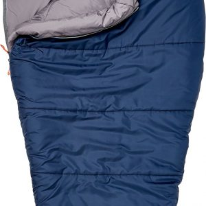 The North Face Youth Wasatch 20° Sleeping Bag, Kids, Cosmic Blue/Asphalt Grey