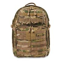 5.11 Tactical Rush24 2.0 Backpack, MultiCam