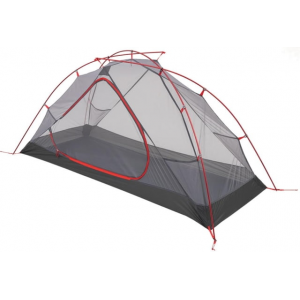 ALPS Mountaineering Helix 1-Person Tent, Charcoal/Red