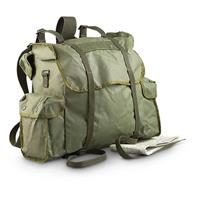 Belgian Military Waterproof Rucksack, Like New