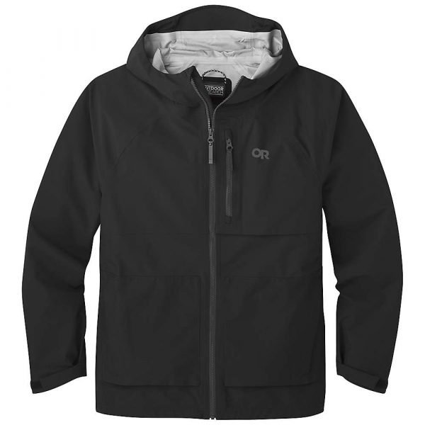 Outdoor Research Men's Cloud Forest Jacket - Small - Black
