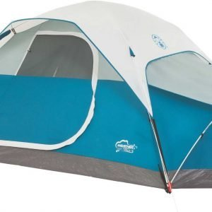 Coleman Juniper Lake 4 Person Tent with Annex