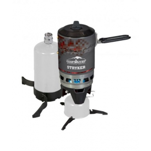Camp Chef Stryker Multi-Fuel Stove, King's Camo