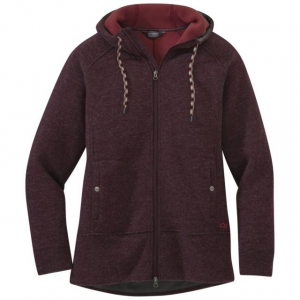 Outdoor Research Flurry Jacket - Women's, Cacao, Extra Small