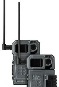 SpyPoint LINK-MICRO-LTE Cellular Twin Trail Camera