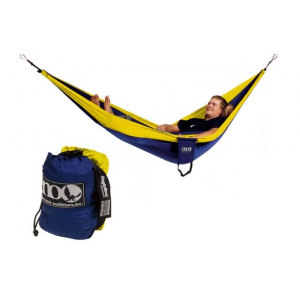 ENO Single Nest Hammock-Forest/Charcoal