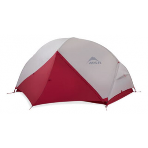 MSR Hubba Hubba NX Backpacking Tent - 2 Person, Red