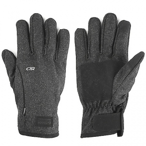 Outdoor Research Men's Turnpoint Sensor Gloves Charcoal