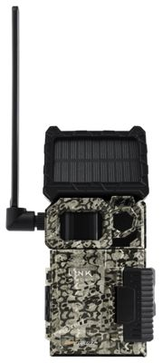 SpyPoint LINK-MICRO-S-LTE Solar Cellular Trail Camera - Nationwide
