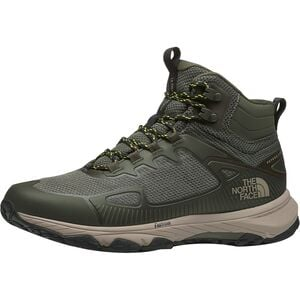 Ultra Fastpack IV Mid Futurelight Hiking Boot - Men's New Taupe Green/TNF Black, 10.5 - Good