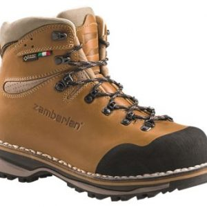 Zamberlan Tofane NW GTX RR Hiking & Backpacking Boots for Ladies - Waxed Camel - 9M